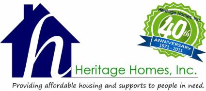 Heritage Homes Inc. Logo