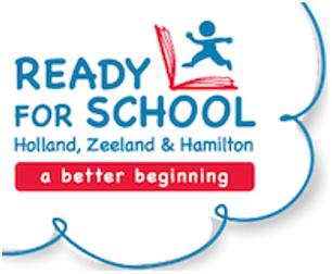 Ready For School Logo
