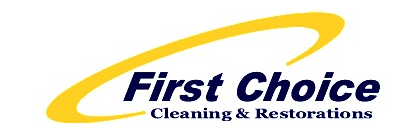 First Choice Cleaning & Restorations Logo