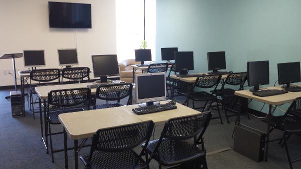 BandA Tech Classroom